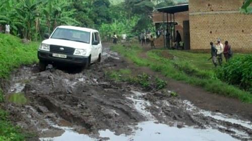 Uganda mudslide 2011